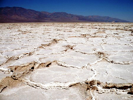 �f�X�o���[���������^Death Valley