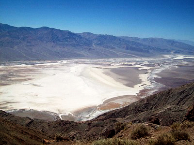 �_���e�X�r���[�iDantes View�j�^Death Valley